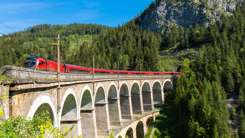 World Heritage Site Semmering Railway Things To Do