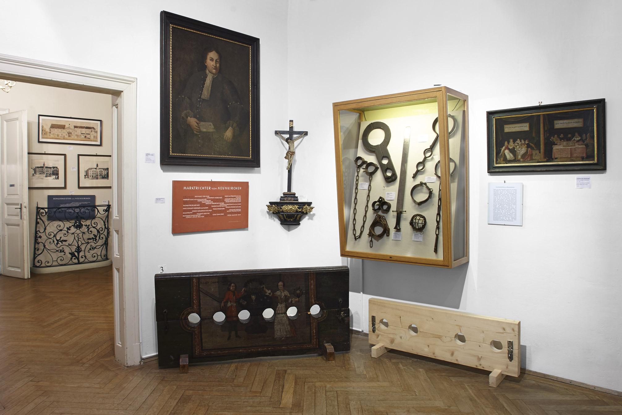 Weiterlesen · Städtisches Museum Neunkirchen, © Wiener Alpen / Bene Croy