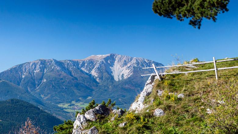 Schneeberg hohe wand regionen und orte for Goldene hohe schneeberg