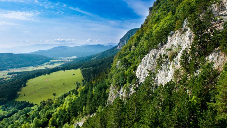 Wandern auf der hohen wand for Goldene hohe schneeberg